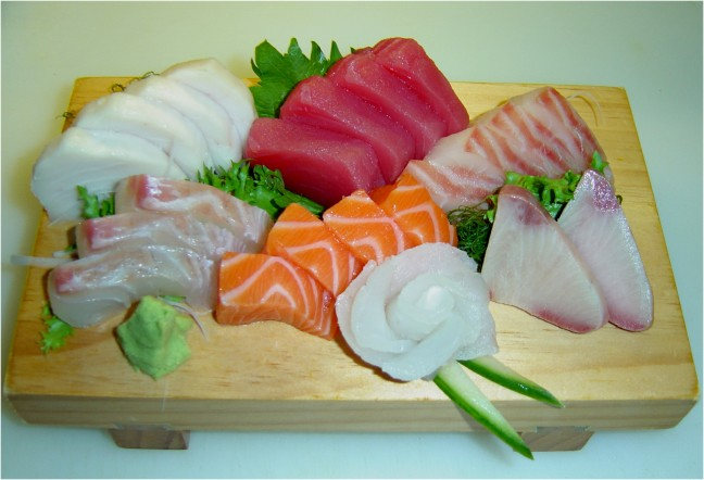 Sashimi of the Day